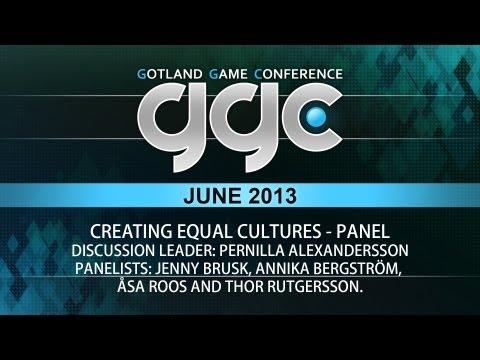 GGC 2013 - Creating Equal Cultures - Panel Discussion