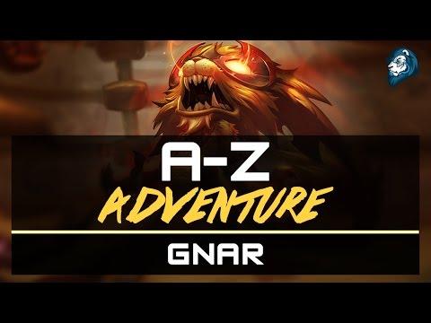 42% Win Rate GNAR vs Yasuo - A-Z Adventure - Episode 34