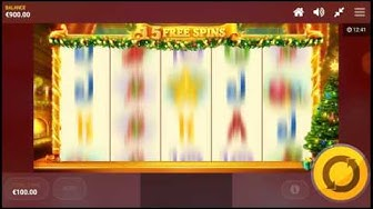 JINGLE BELLS Free Games 13.000 € Win Max Bet Mobile Slot Games