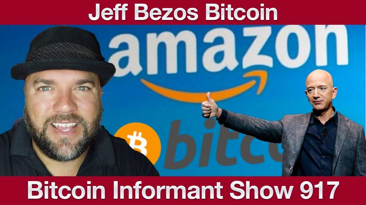 #917 Ethereum Fundamentalwert Zwei Jahres Hoch, Salamantex macht Österreich kryptofit & Jeff Bezos