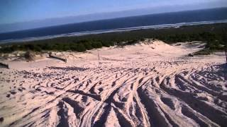 How to Get Down MASSIVE Sand-dunes!!!
