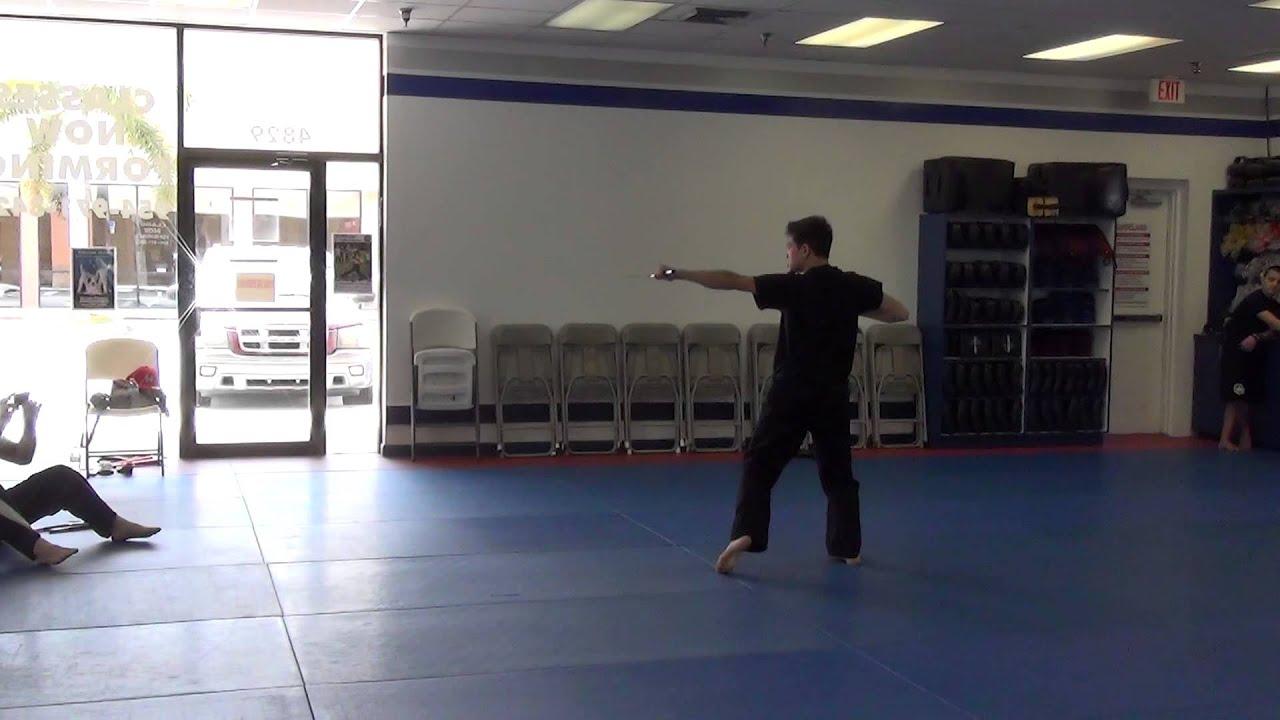 Tyler Weaver Kama Form
