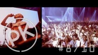 Paul Kalkbrenner Gigahertz - Zamardi #8/10 A Live Documentary 2010 (Official PK Version)