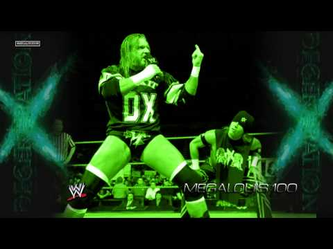 DX (D-Generation X) 4th WWE Theme Song - ''The Kings'' With Download Link
