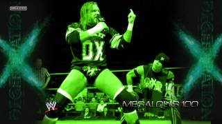 DX (D-Generation X) 4th WWE Theme Song -