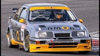 Ford Sierra RS500 || Cosworth Turbo 500Hp Monster - Falperra 2014