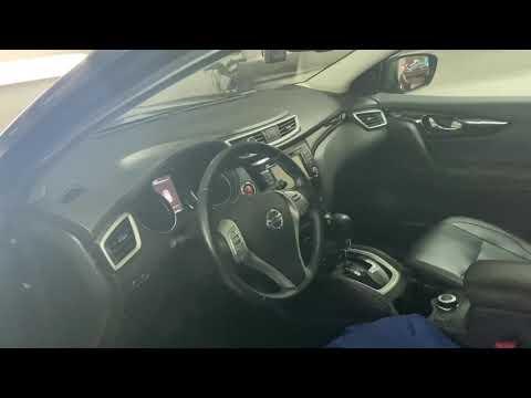 «Заводская» сигнализация Nissan Qashqai от дилера