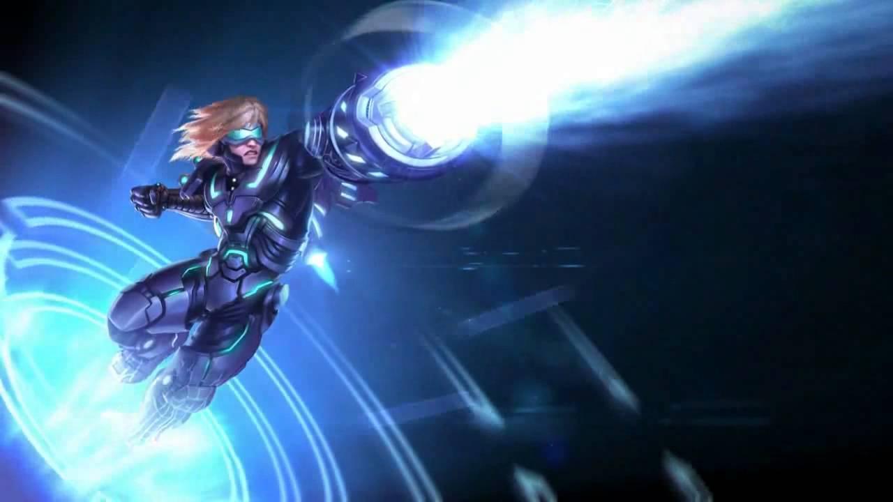 Pulsefire Ezreal Login Screen League Of Legends Animation Theme