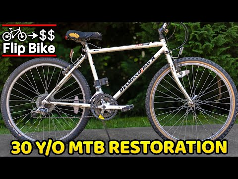 90's Mountain Bike