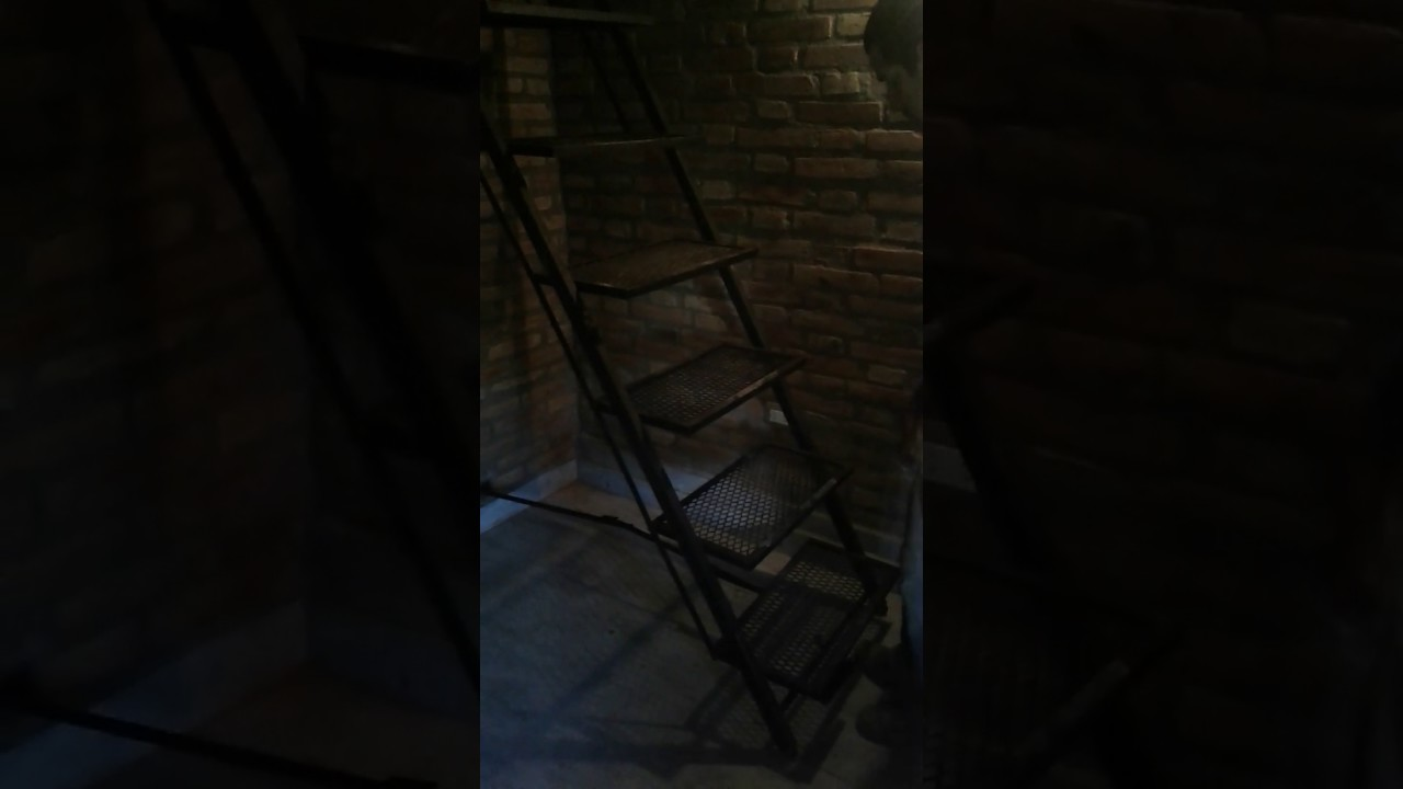 Escalera plegable para altillo youtube - Escalera plegable altillo ...