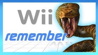 Wii Remember - Deadly Creatures