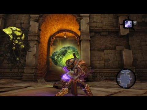 CORRUPTED CUSTODIAN - DEATHINITIVE MODE - JOB DONE - Darksiders II Deathinitive Edition |