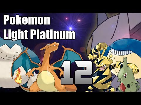 Pokémon Light Platinum - Episode 12