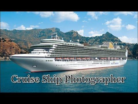 A New Adventure Cruise Ship Photographer