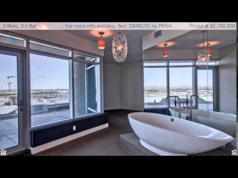 Luxury 3 Bedroom High Rise Condo on Waterfront in Tempe, AZ