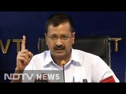 'Mr Modi, I am not Rahul, Sonia Gandhi or Vadra': Kejriwal attacks PM