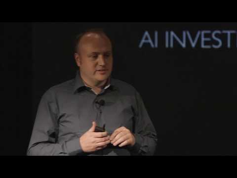 Applied AI Conference 2017 – Keynote: AI Investment Trends (Nicolai Wadstrom)