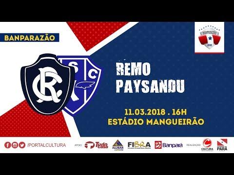 BANPARAZÃO 2018 - REMO X PAYSANDU - 11/03/2018
