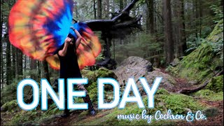 Worship Spin Spinning Swing Flags // One Day by Cochren & Co.// Dance ft: Claire CALLED TO FLAG