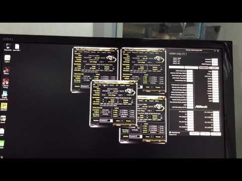 DDR4-4062 風冷達成!! ASROCK X99M Killer/3.1強勢登場