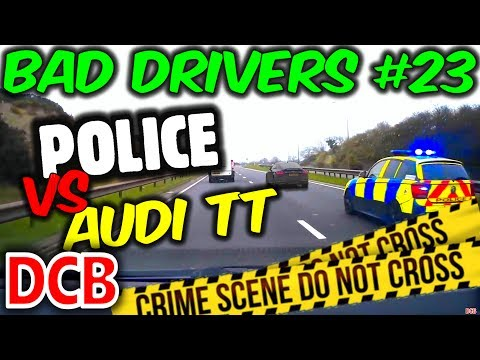 UK Dash Cam - Bad Drivers Of Bristol #23