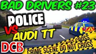 UK Dash Cam - Bad Drivers Of Bristol #23