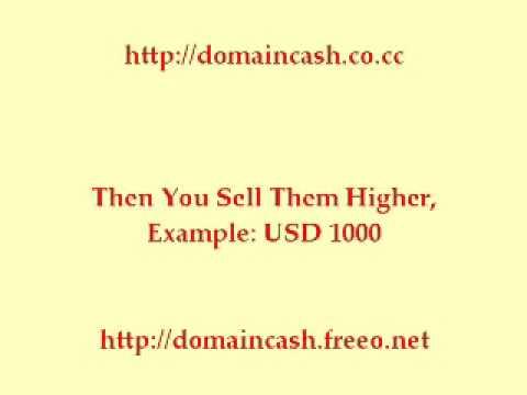 Domain Trading Program On Domaincashcocc Website
