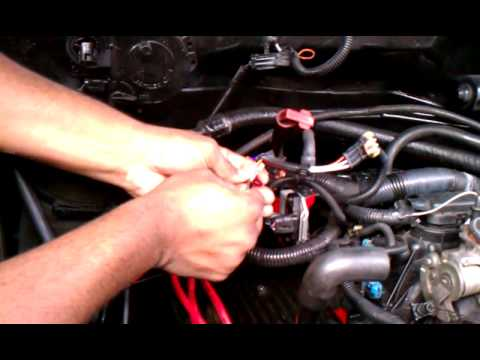 How to install MSD 6AL on a 1996 Tahoe vortec motor - YouTube