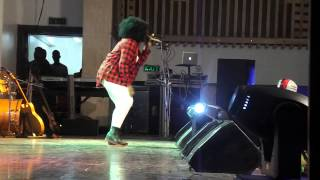 MONICA OGAH live at CHRONICLESOFUSHBABY2