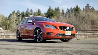 2015 Volvo V60 T6 R-Design Review - AutoNation
