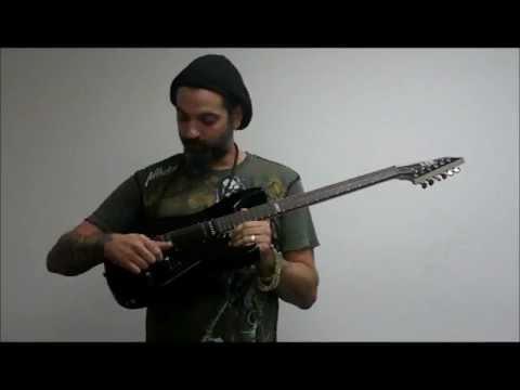 esp m 10 guitar review youtube. Black Bedroom Furniture Sets. Home Design Ideas