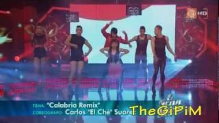 JEAN PAUL SANTA MARIA  en TACOS ( HD ) - Reyes del Show 2011 - 3a Gala - 19/11/2011
