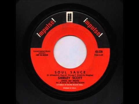 SHIRLEY SCOTT SOUL SAUCE