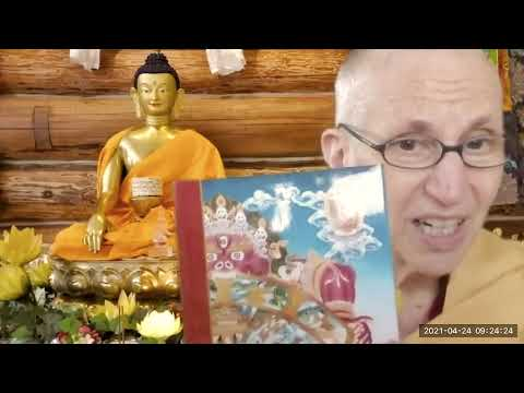 14 Samsara, Nirvana, and Buddha Nature: Types of Duhkha 04-23-21