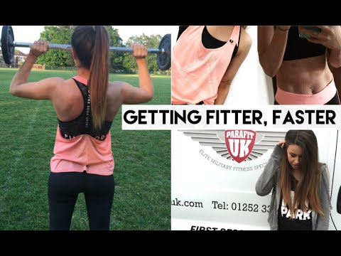 Getting Fitter, Faster: Parafit Bootcamp | CopperGardenx