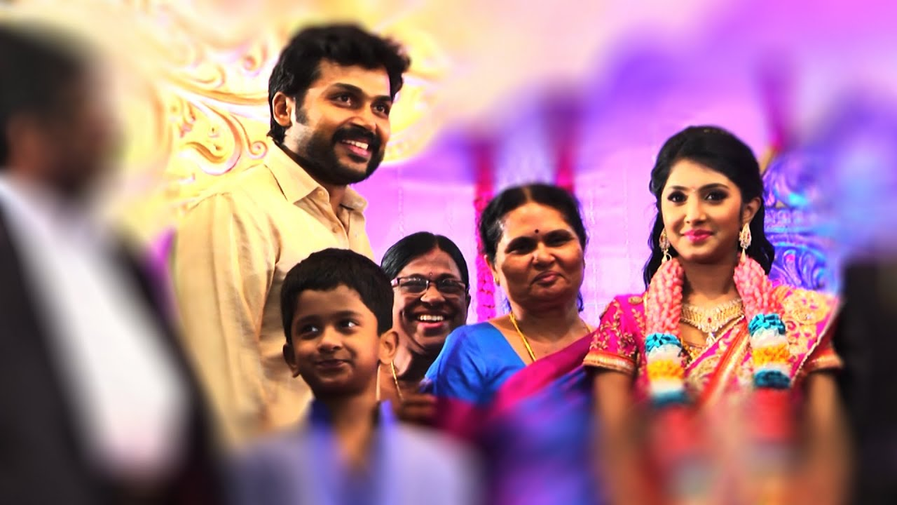 Raj TV Directors Daughters Wedding Reception