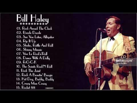 Bill Haley Greatest Hits | Bill Haley Playlist 2016