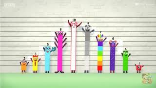 Numberblocks What's the difference- reversed