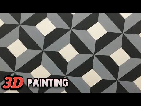 3d Wall Painting | 3d Wall Texture Design | 3d Wall Decoration Effect Design Ideas | Interior Design