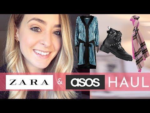 Zara & ASOS HAUL! | Fleur De Force