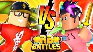 SEEDENG vs IIFNATIK - RB Battles Championship For 1 Million Robux! (Roblox Arsenal)