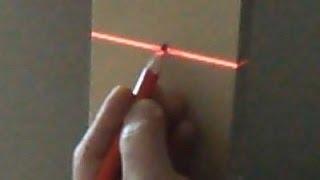 How to Check Concrete Floor Leveling with Dewalt Laser Level Mryoucandoityourself
