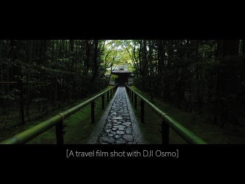 A WALK IN JAPAN 日本 | A Travel film shot with DJI Osmo
