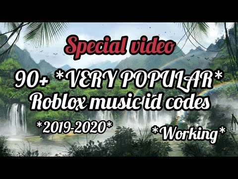 100+ ROBLOX Music Codes/ID(S) *2019* #12 from YouTube · Duration:  17 minutes 16 seconds