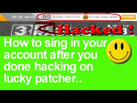 How To Hack Real Racing 3 (2017) And How To Sign In To The Game.