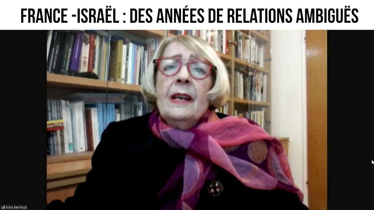 France -Israël : des années de relations ambiguës - IMO#124