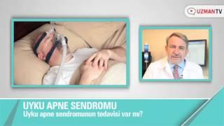 Uyku Apne sendromunun tedavisi var mi qtp