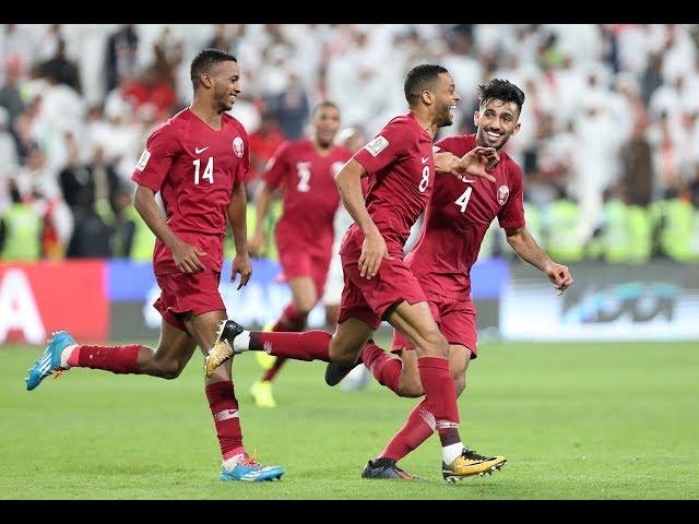 ملخص مباراة قطر والإمارات