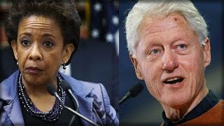 LORETTA LYNCH MAKES SHOCKING ADMISSION ABOUT MEETING WITH BILL CLINTON ON TARMAC