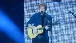 Ed Sheeran  Don't / Loyal / No Diggity / Nina Live Milano 27 1 2015